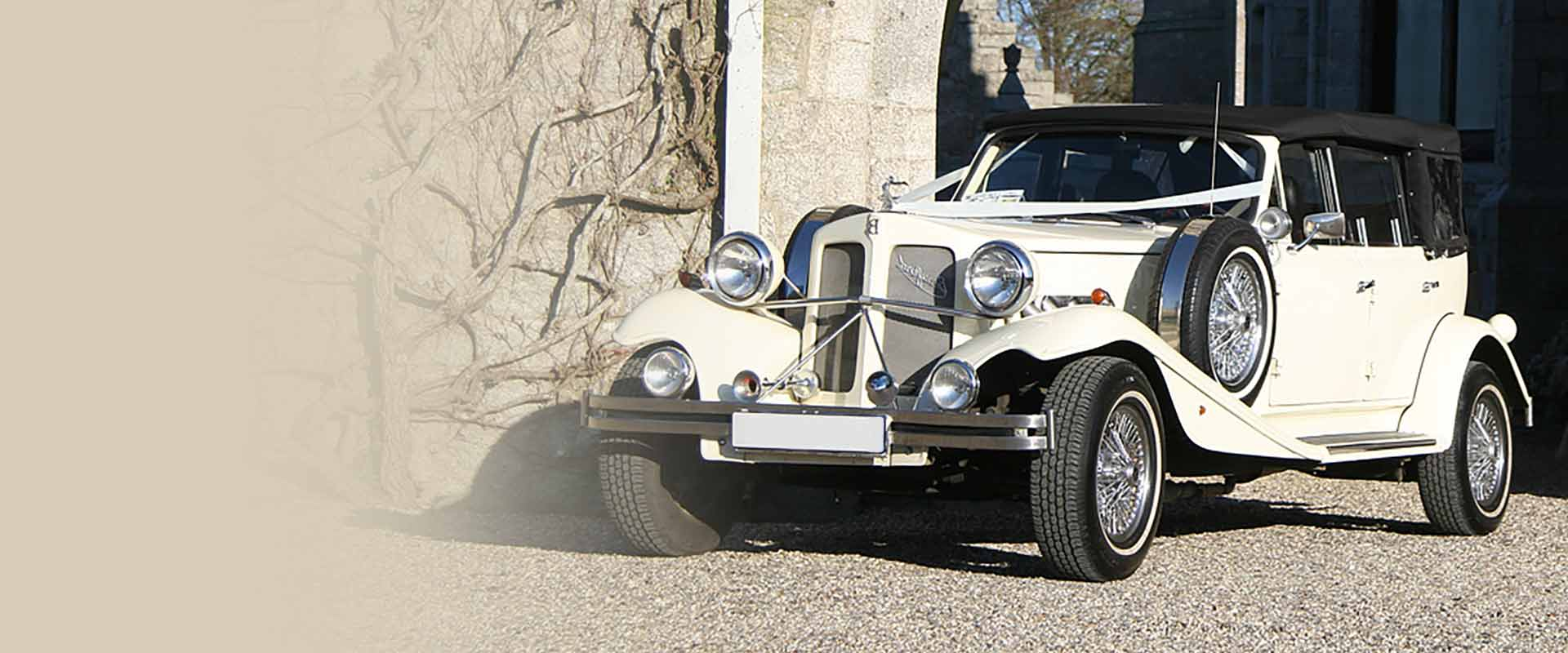 Candeo Wedding cars - Perfect Vintage Cars